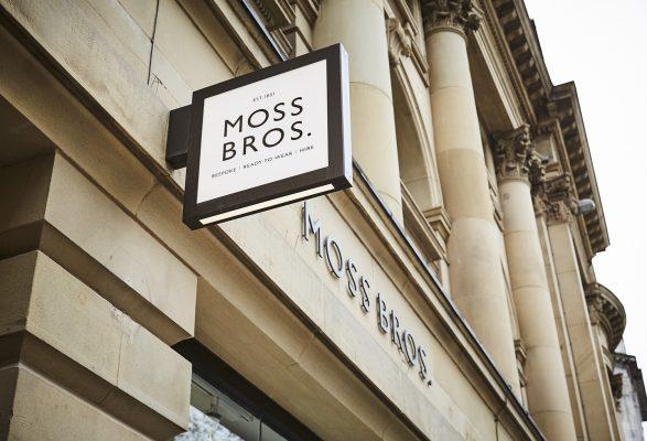 mezzanie floor moss bros manchester